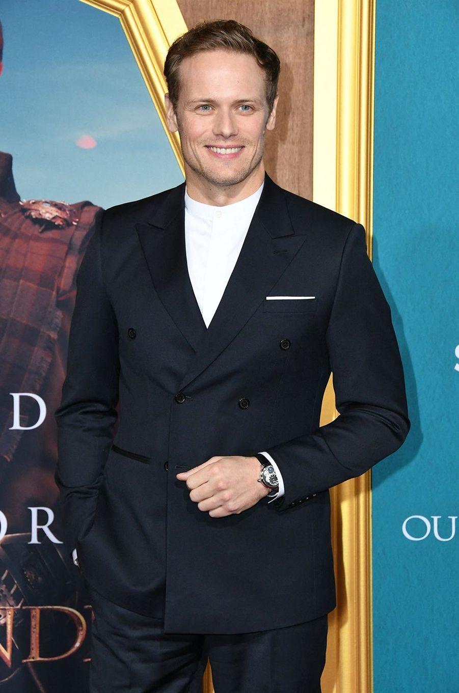 Sam Heughan, 40 ans, star de la série«Outlander» depuis 2014
