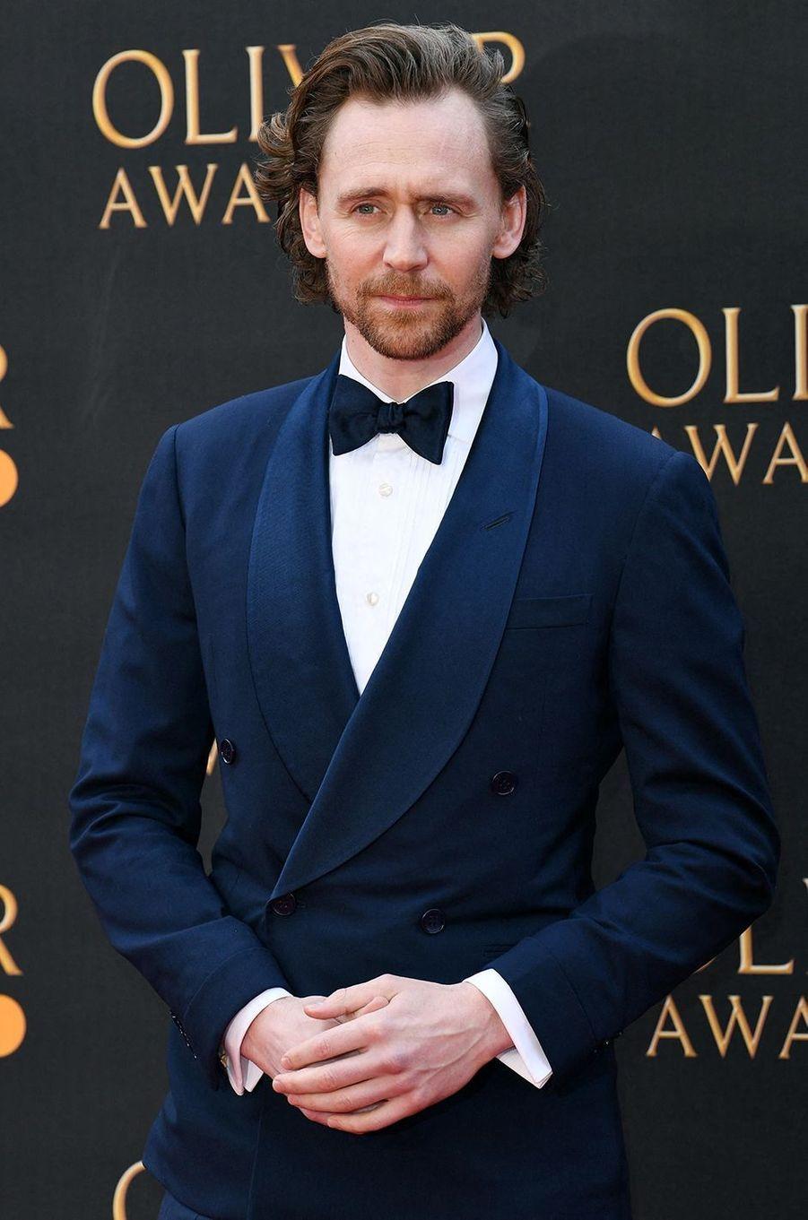 Tom Hiddleston, 39 ans, vu plus récemment en 2019 dans«Avengers : Endgame»