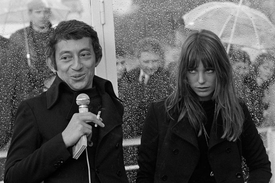 A Paris en 1969.