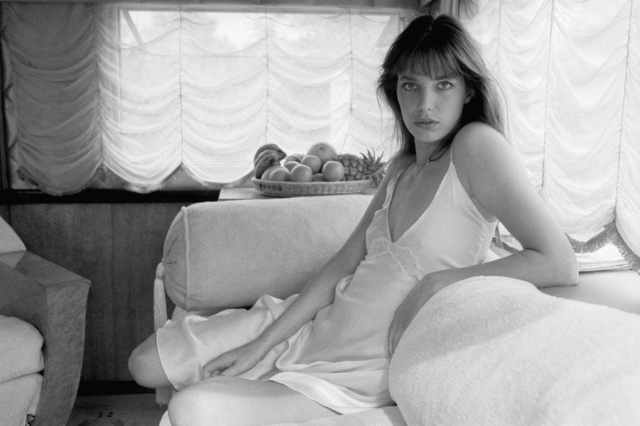 Jane Birkin en 1974