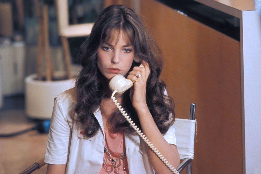 Jane Birkin en 1975
