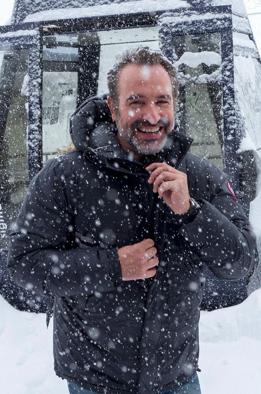 Jean Dujardin au Festival de l'Alpe d'Huez
