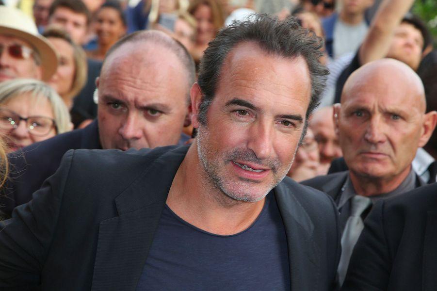 Jean Dujardin au Festival du film francophone d'Angoulême