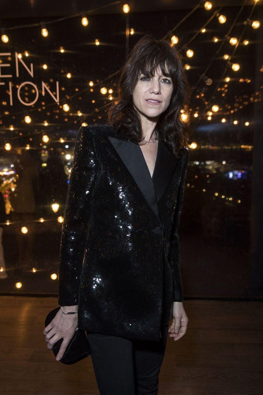Charlotte Gainsbourgà la soirée Kering «Women In Motion Awards» lors du 72ème Festival International du Film de Cannes le 19 mai 2019