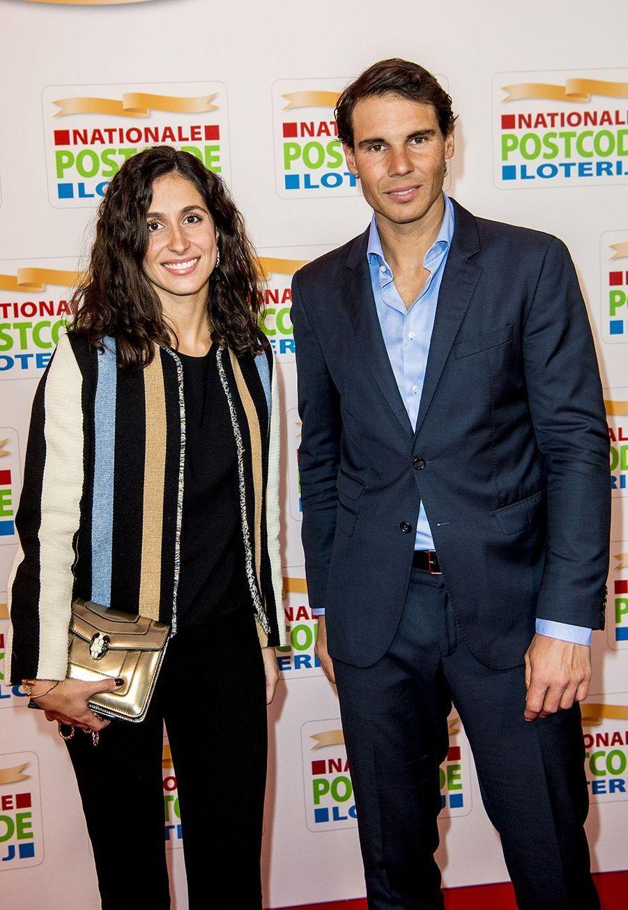 Rafael Nadal a épousé son amour de jeunesse Xisca Perello le 19 octobre 2019 sur l'île de Majorque.