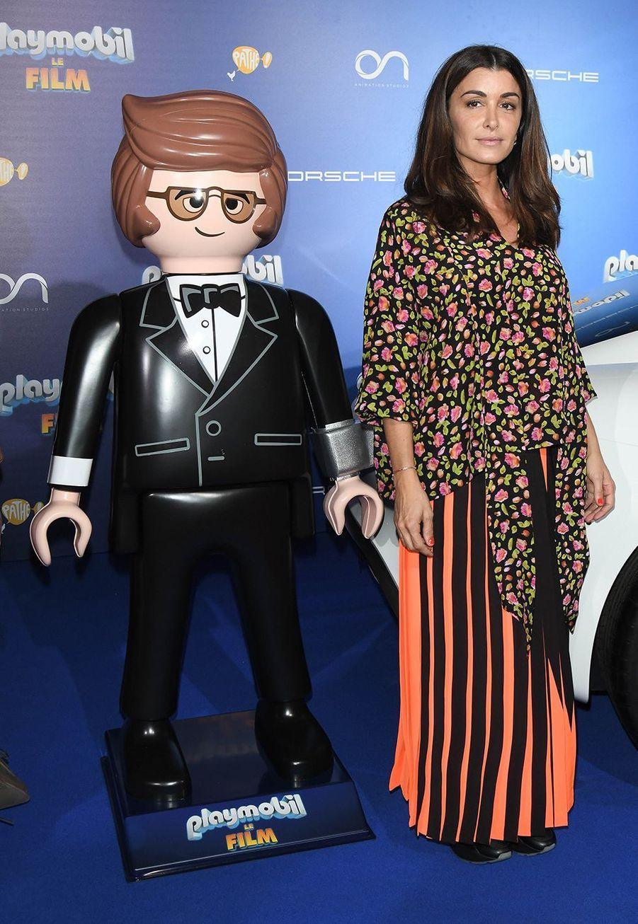 """Jeniferà l'avant-première de """"Playmobil, Le Film"""", le 23 juin 2019."""