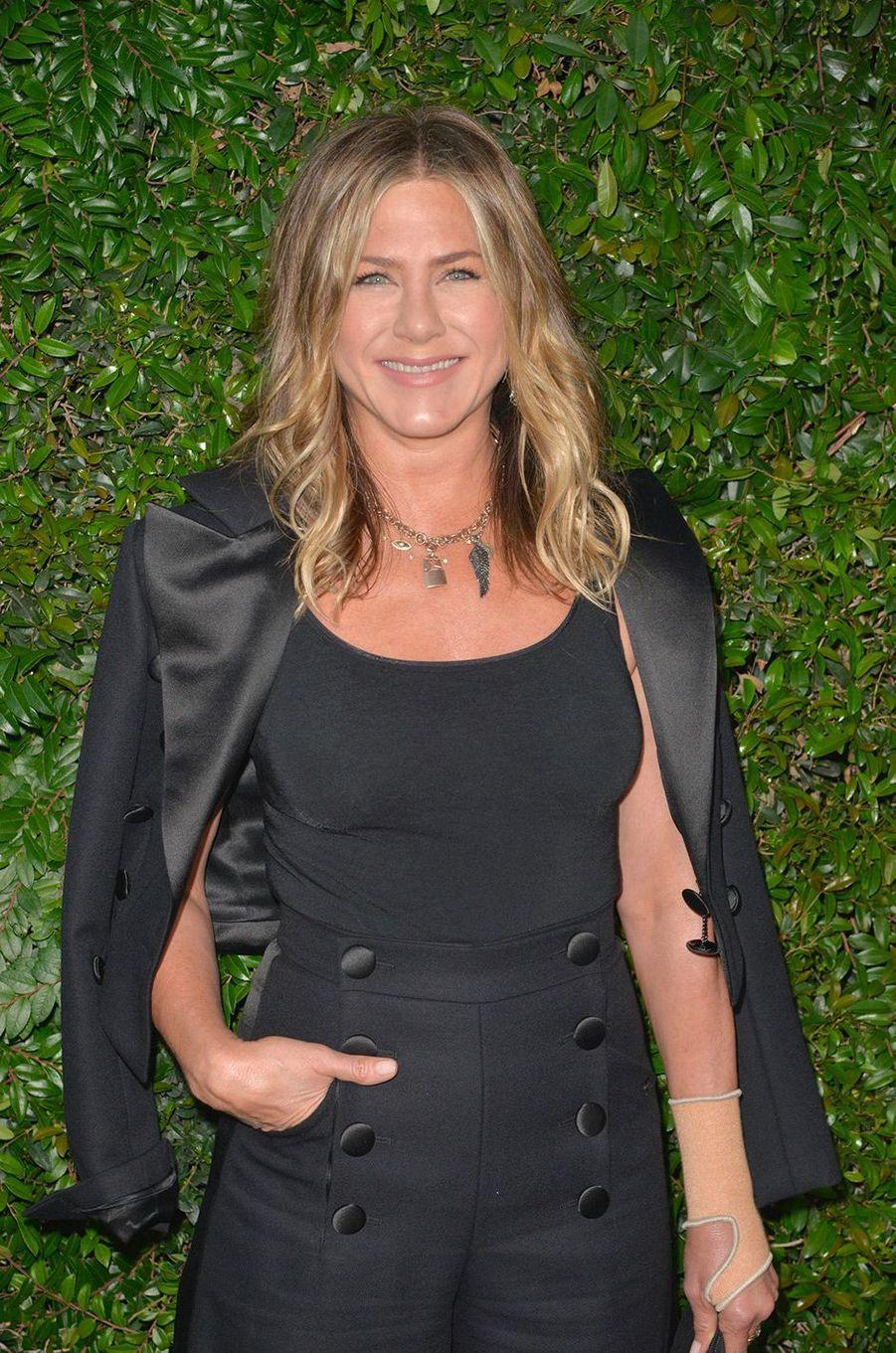Jennifer Aniston à Los Angeles, samedi 2 juin