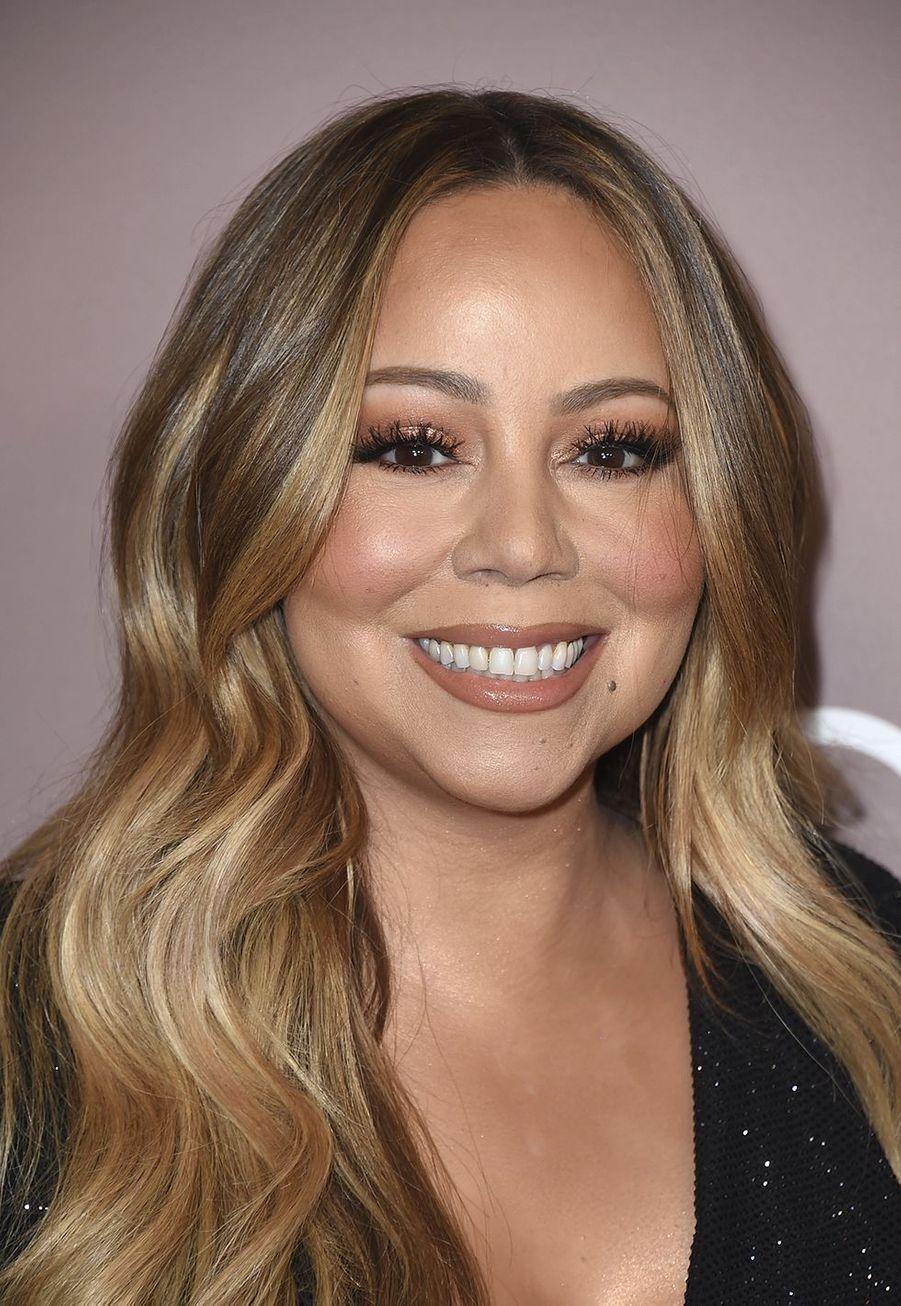 Mariah Careyà la soirée «Variety's Power of Women» à Los Angeles le 11 octobre 2019