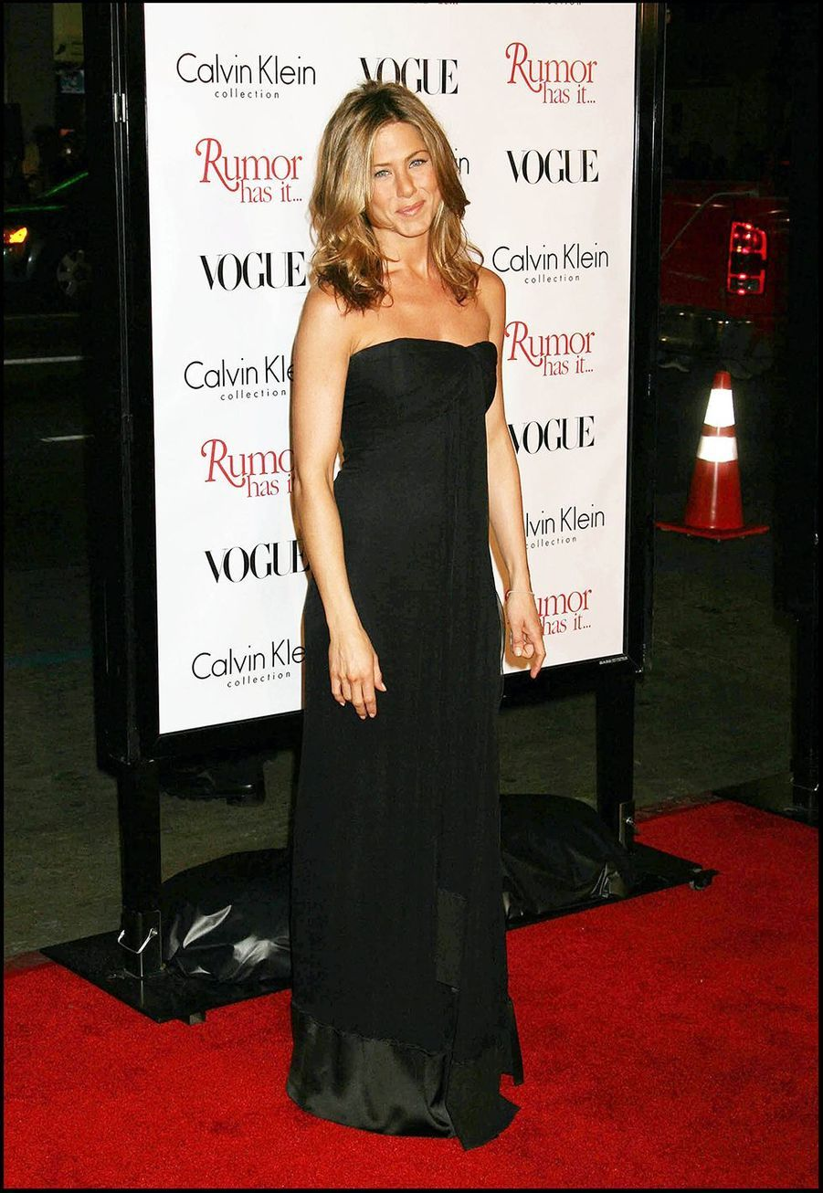 Jennifer Aniston en 2005