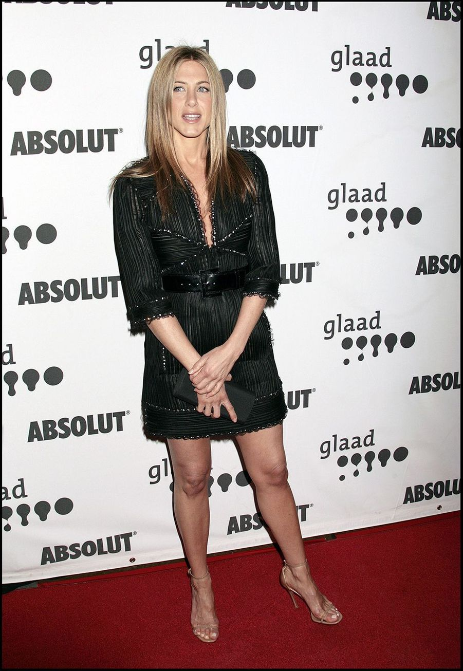 Jennifer Aniston en 2007