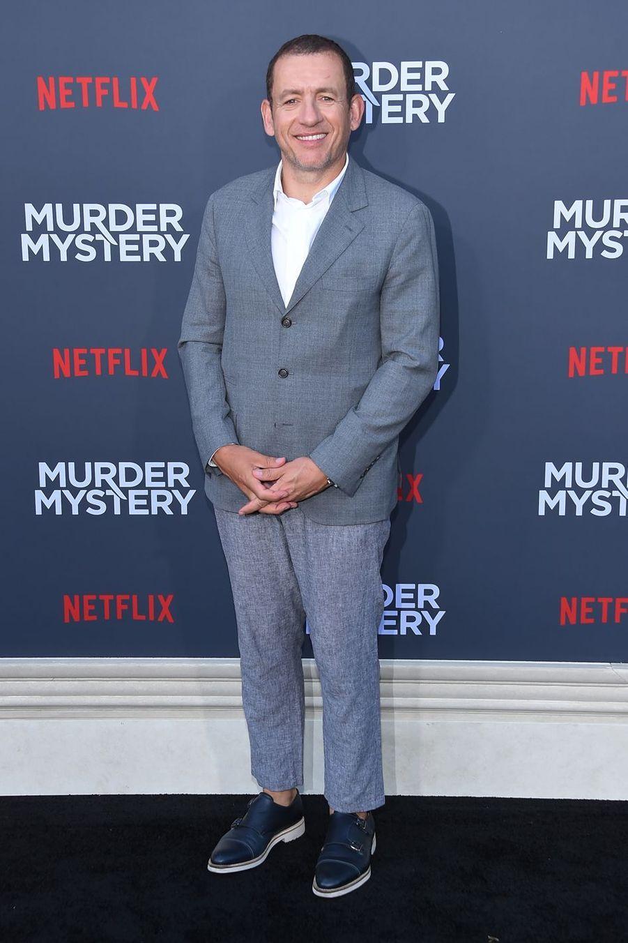 Dany Boonà la première du film«Murder Mystery» le 10 juin à Los Angeles.