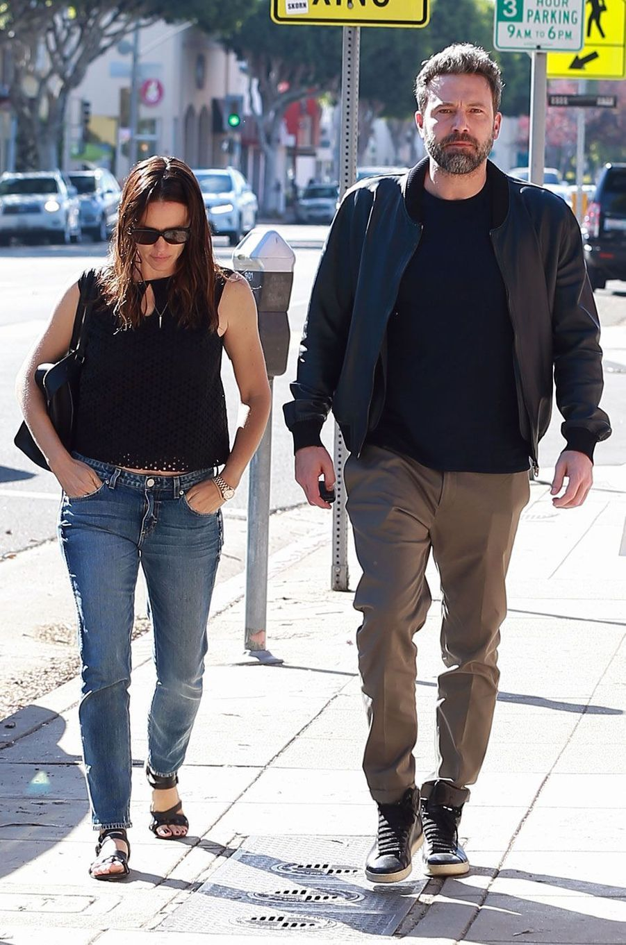 Jennifer Garner et Ben Affleck