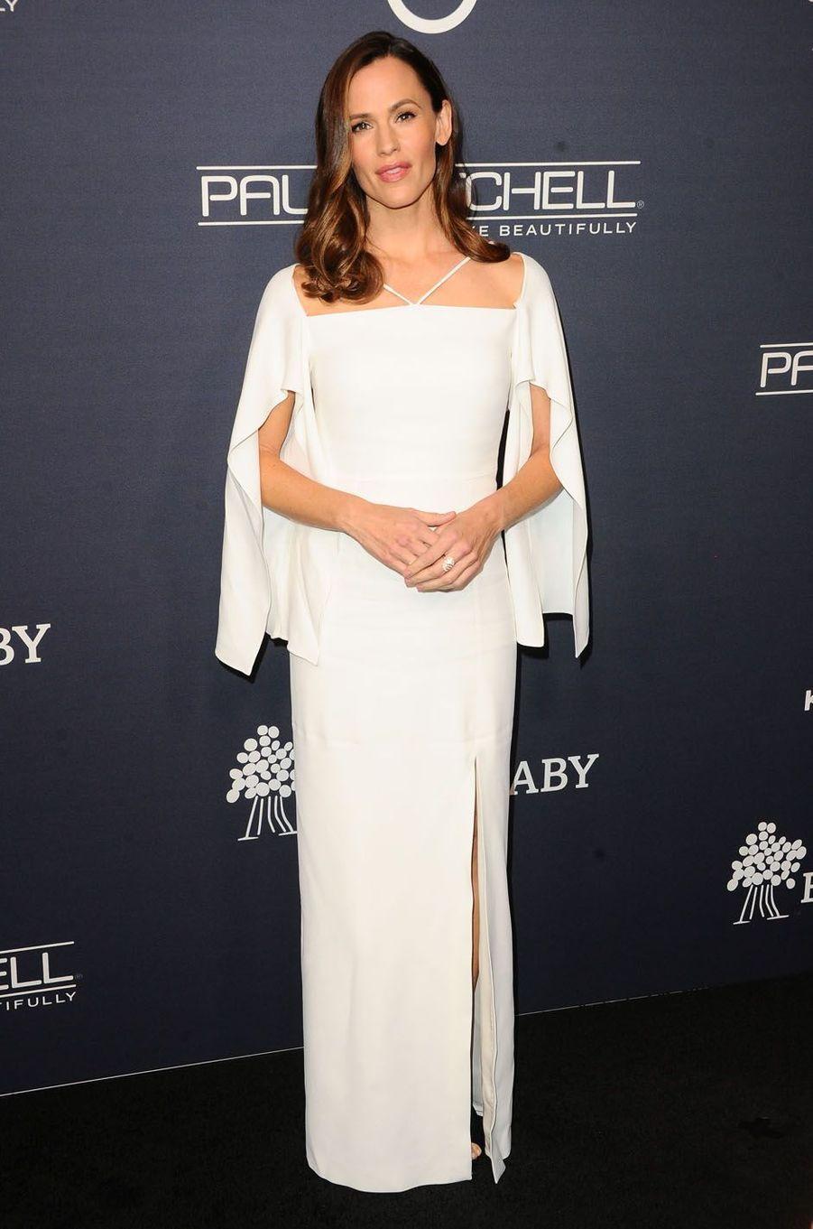 Jennifer Garnerau gala Baby2Baby à Los Angeles, le 11 novembre 2017.