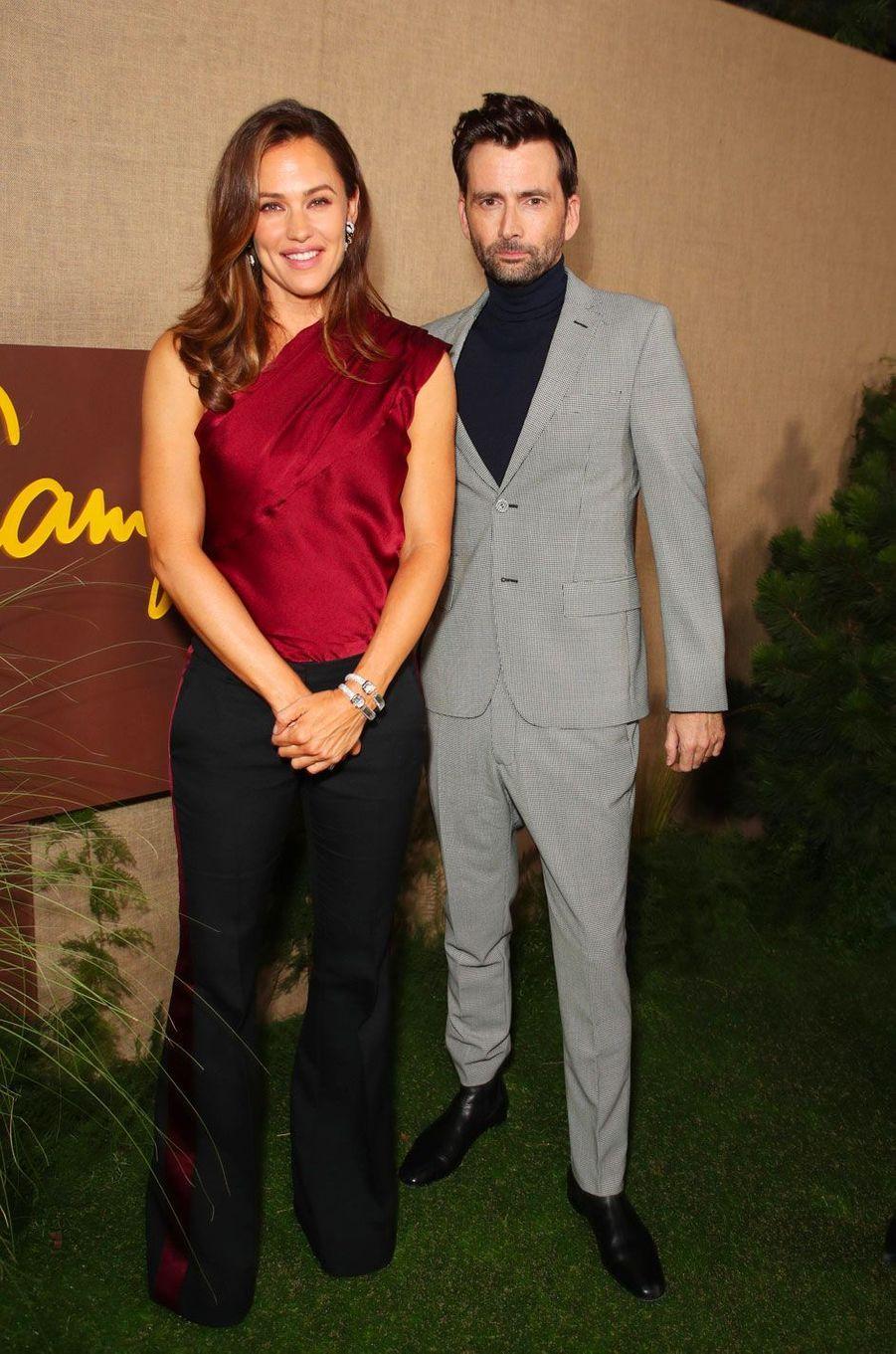 Jennifer Garner et David Tennant