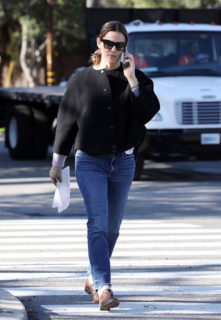 Jennifer Garner à Los Angeles le 6 février 2019