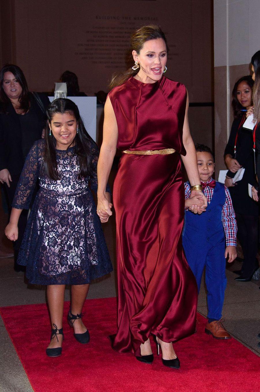 "Jennifer Garner au gala ""Save The Children"" le 14 novembre 2018"
