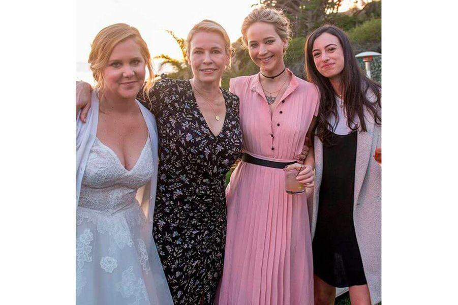 Le mariage d'Amy Schumer