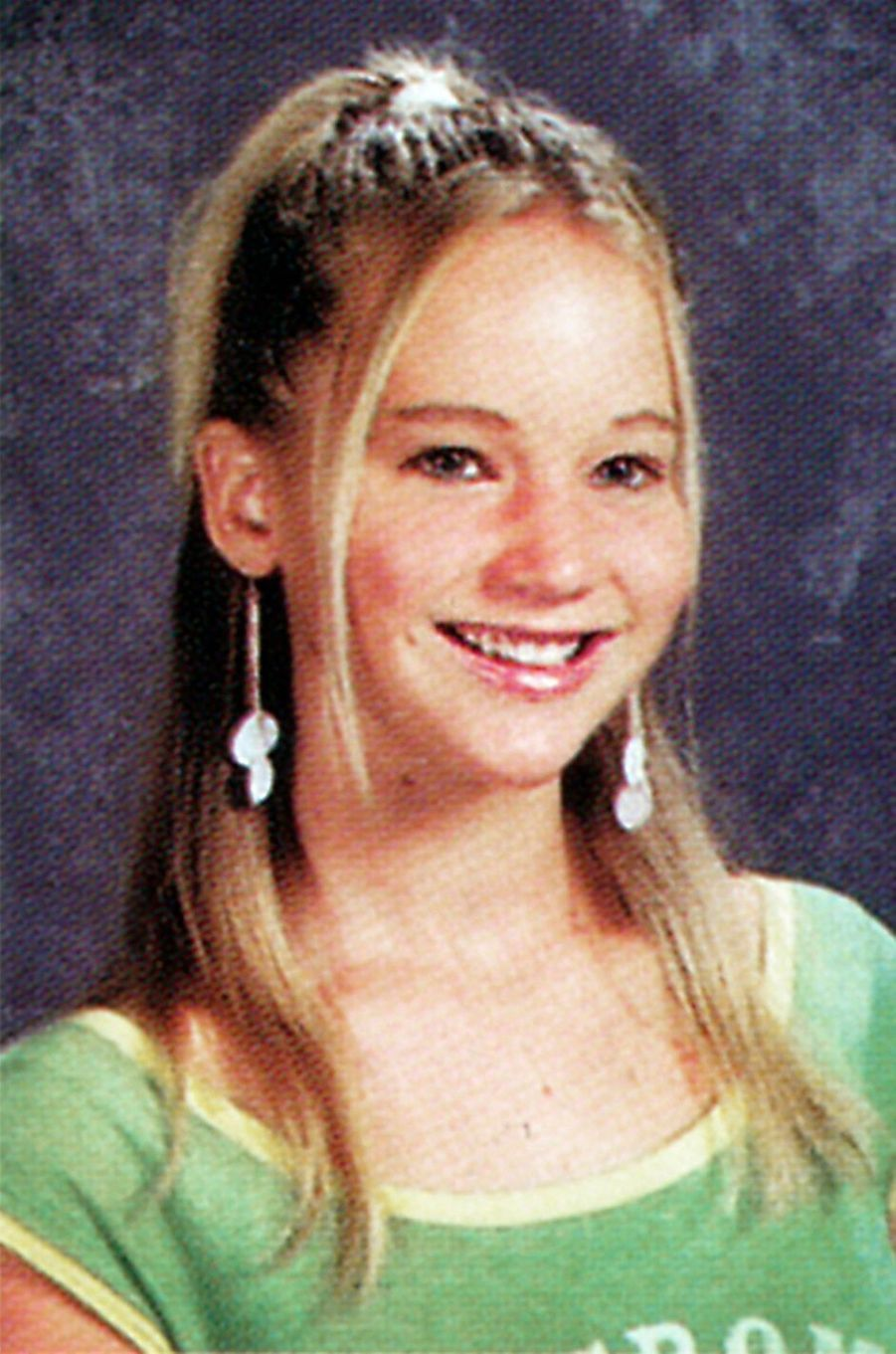 Jennifer Lawrence en 2005.