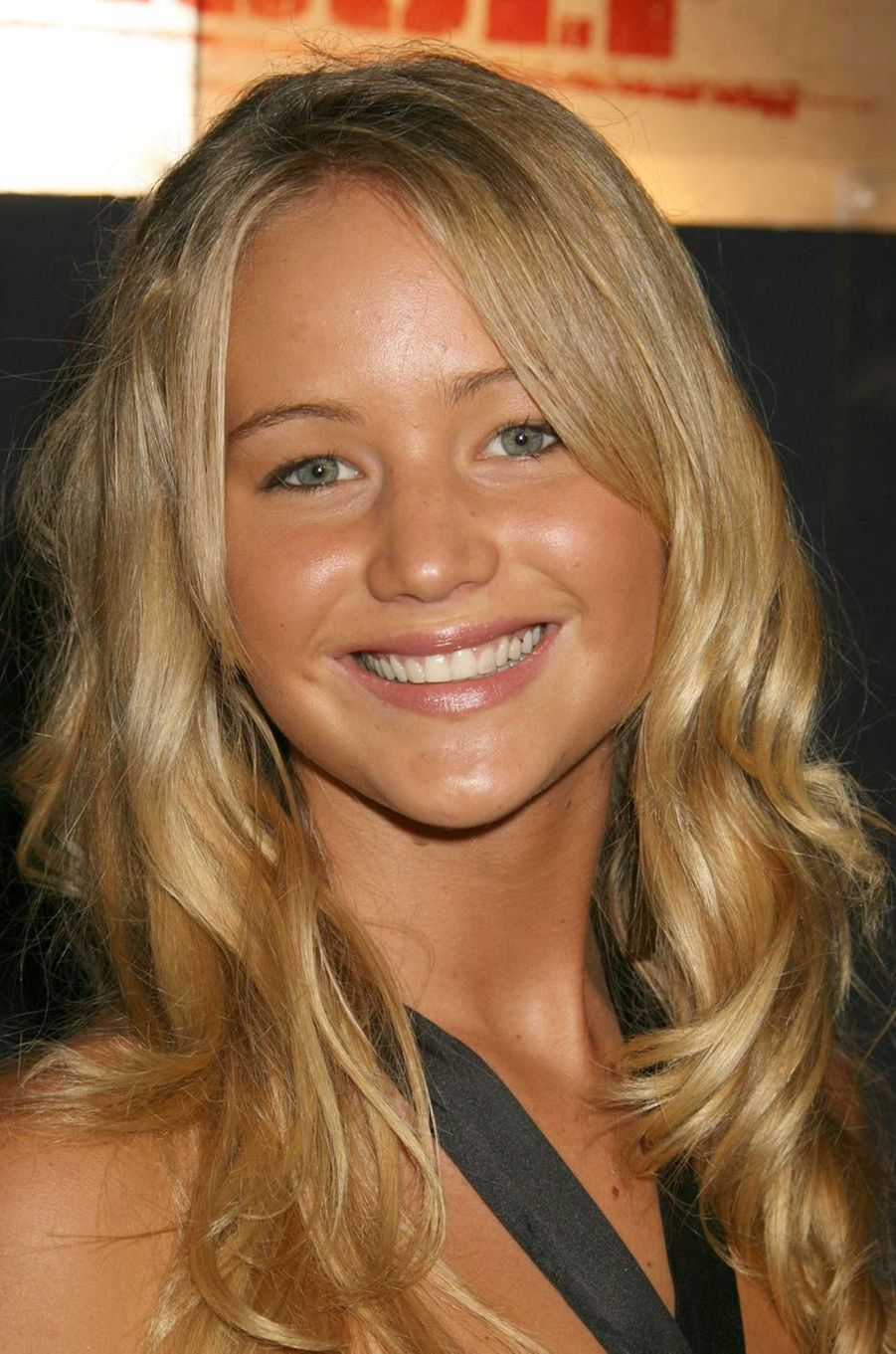 Jennifer Lawrence en 2007.
