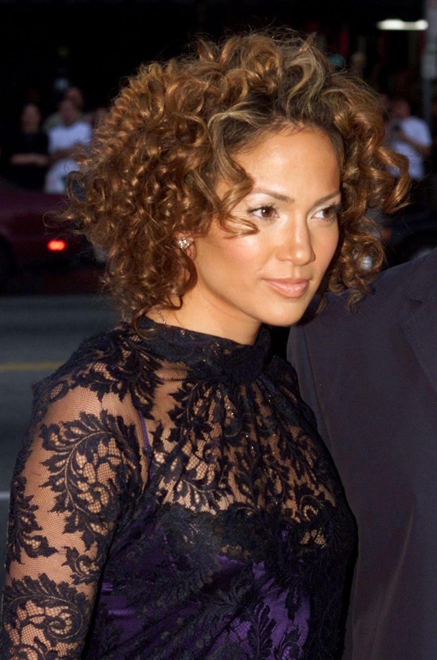 Jennifer Lopez en 2001