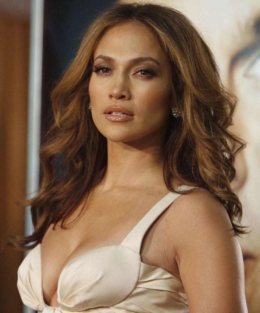 Jennifer Lopez en 2008