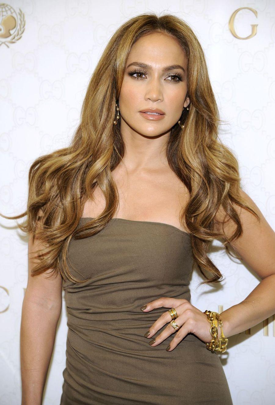 Jennifer Lopez en 2010
