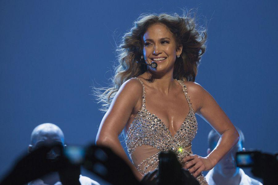 Jennifer Lopez en 2012