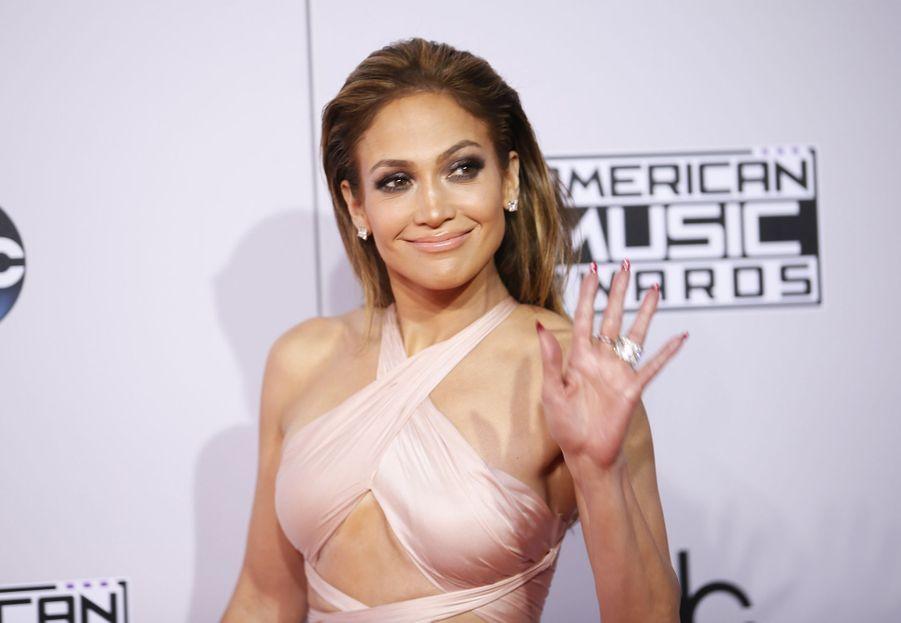Jennifer Lopez en 2014