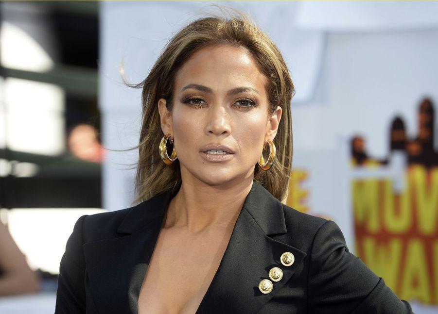 Jennifer Lopez en 2015