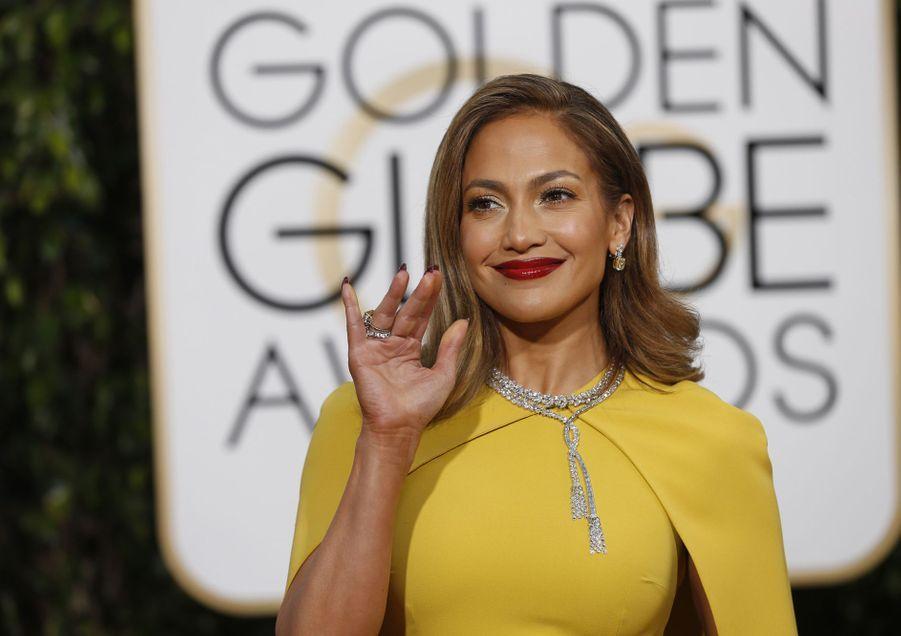 Jennifer Lopez en 2016