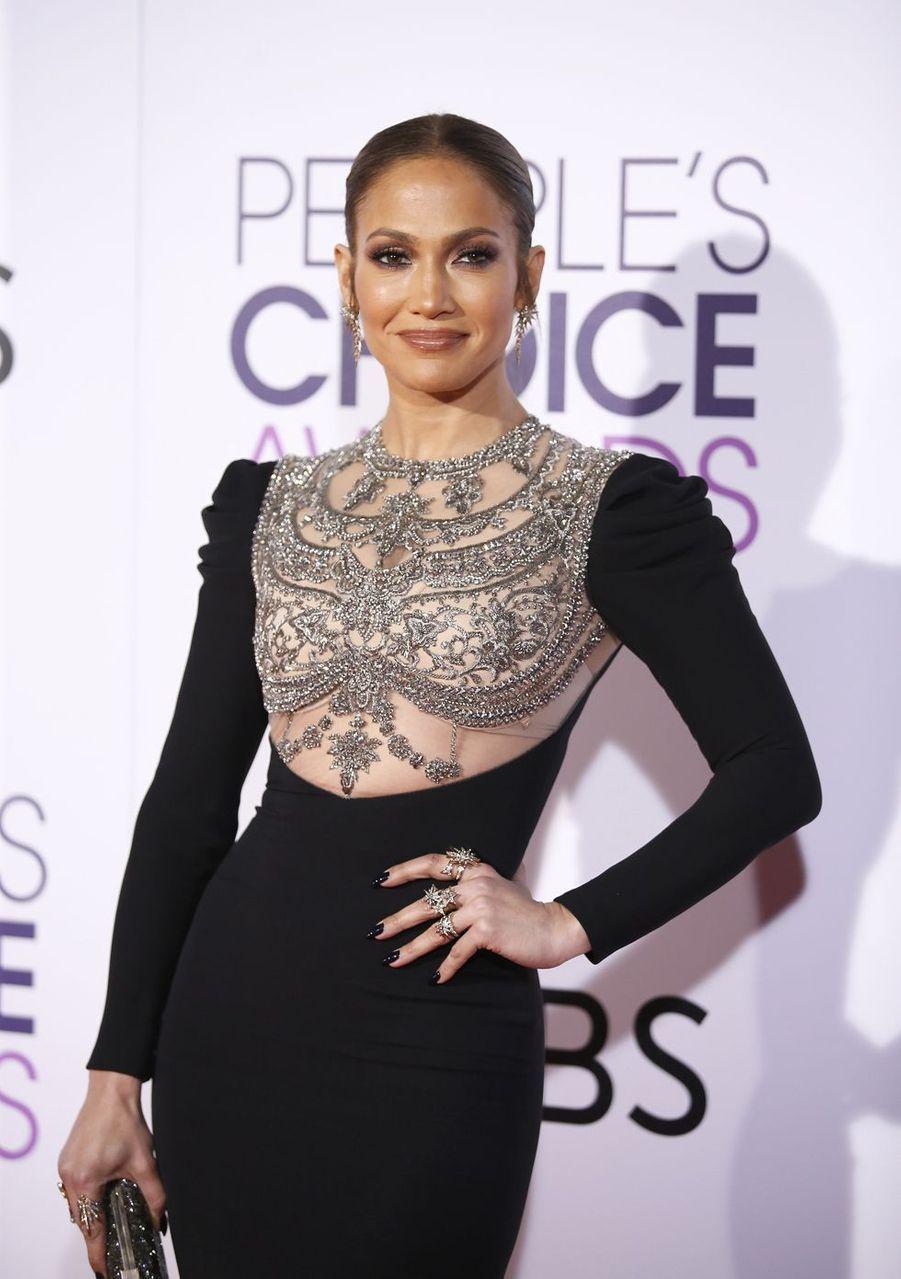 Jennifer Lopez en 2017