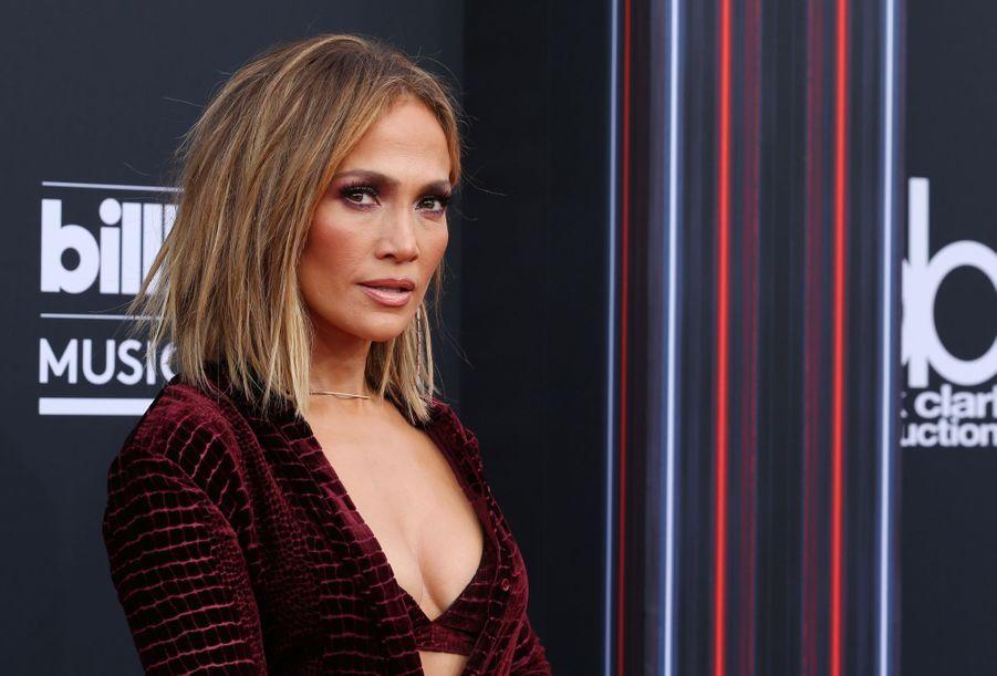 Jennifer Lopez en 2018