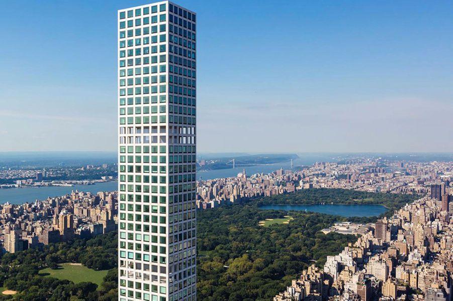 Jennifer Lopez et son compagnon Alex Rodriguez ont acquis cet appartement pour un peu plus de 15 millions de dollars
