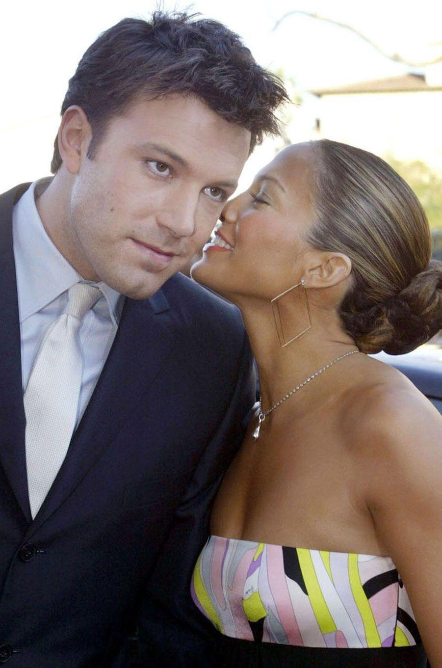Jennifer Lopez et Ben Affleck (2003)