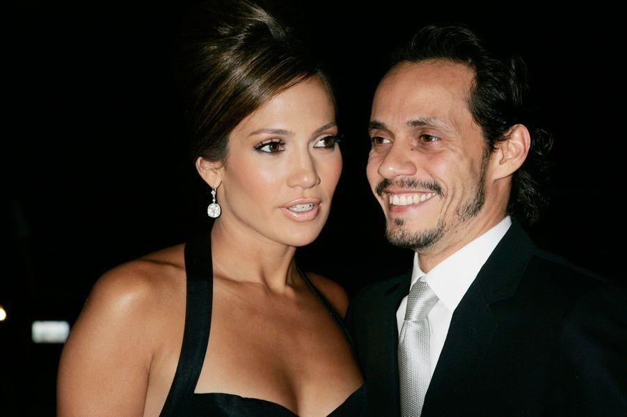 Jennifer Lopez et Marc Anthony (2005)