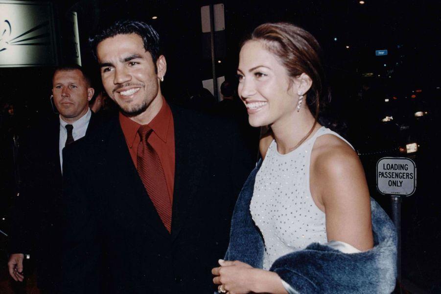 Jennifer Lopez et Ojani Noa (1997)