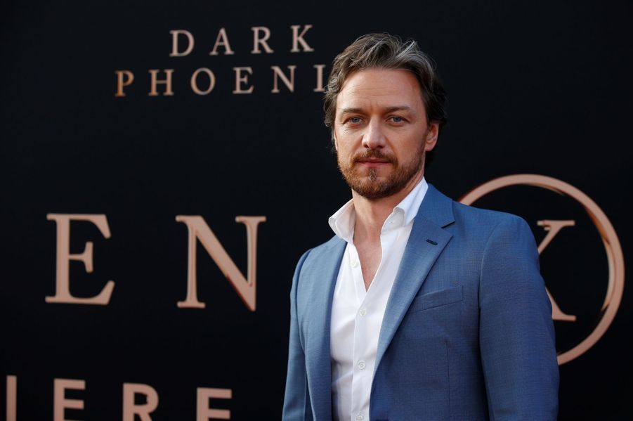 James McAvoy à Los Angeles, le 4 juin 2019