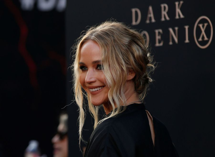 Jennifer Lawrence à Los Angeles, le 4 juin 2019