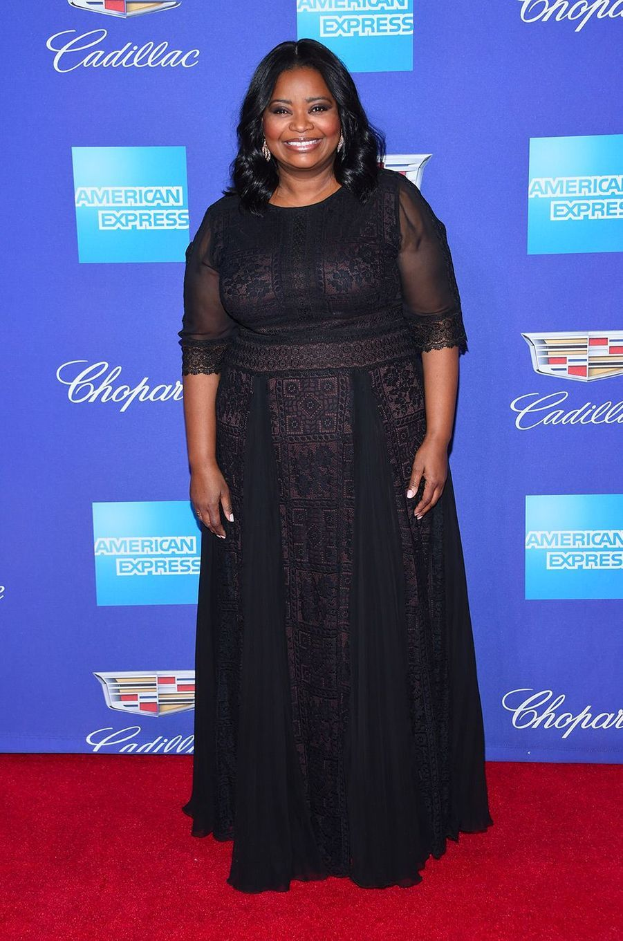 Octavia Spencer au Festival International du film de Palm Springs, mardi 2 janvier