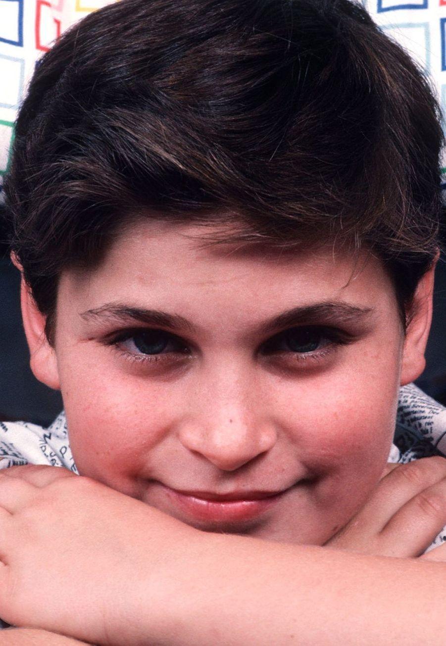 Joaquin Phoenix en 1985