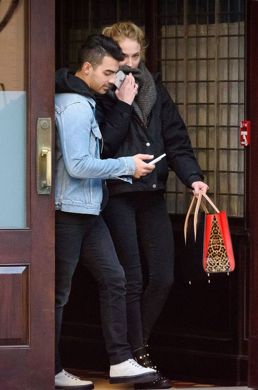 Sophie Turner et Joe Jonas sont en couple
