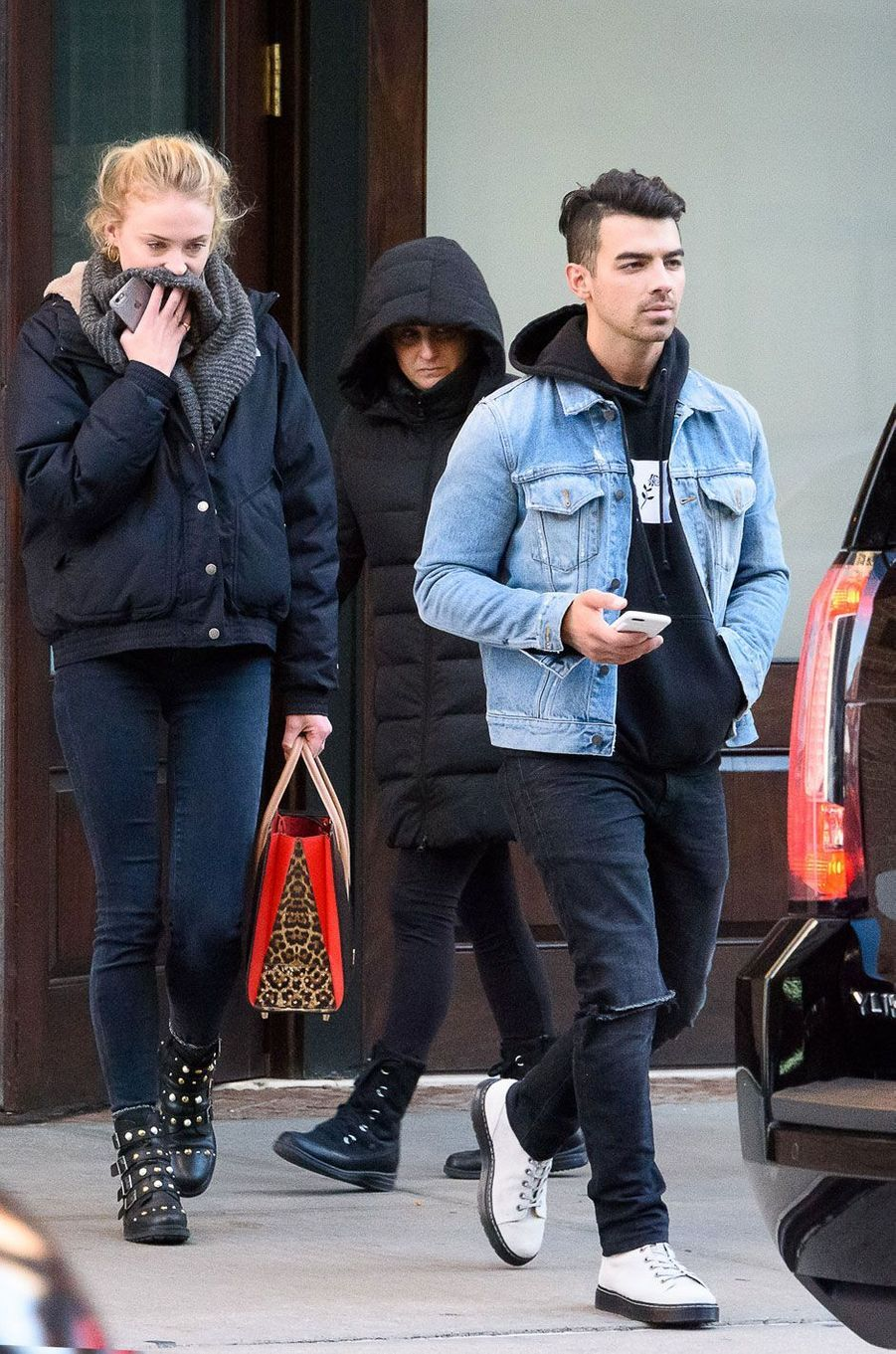 Sophie Turner et Joe Jonas sont en couple depuis plusieurs semaines