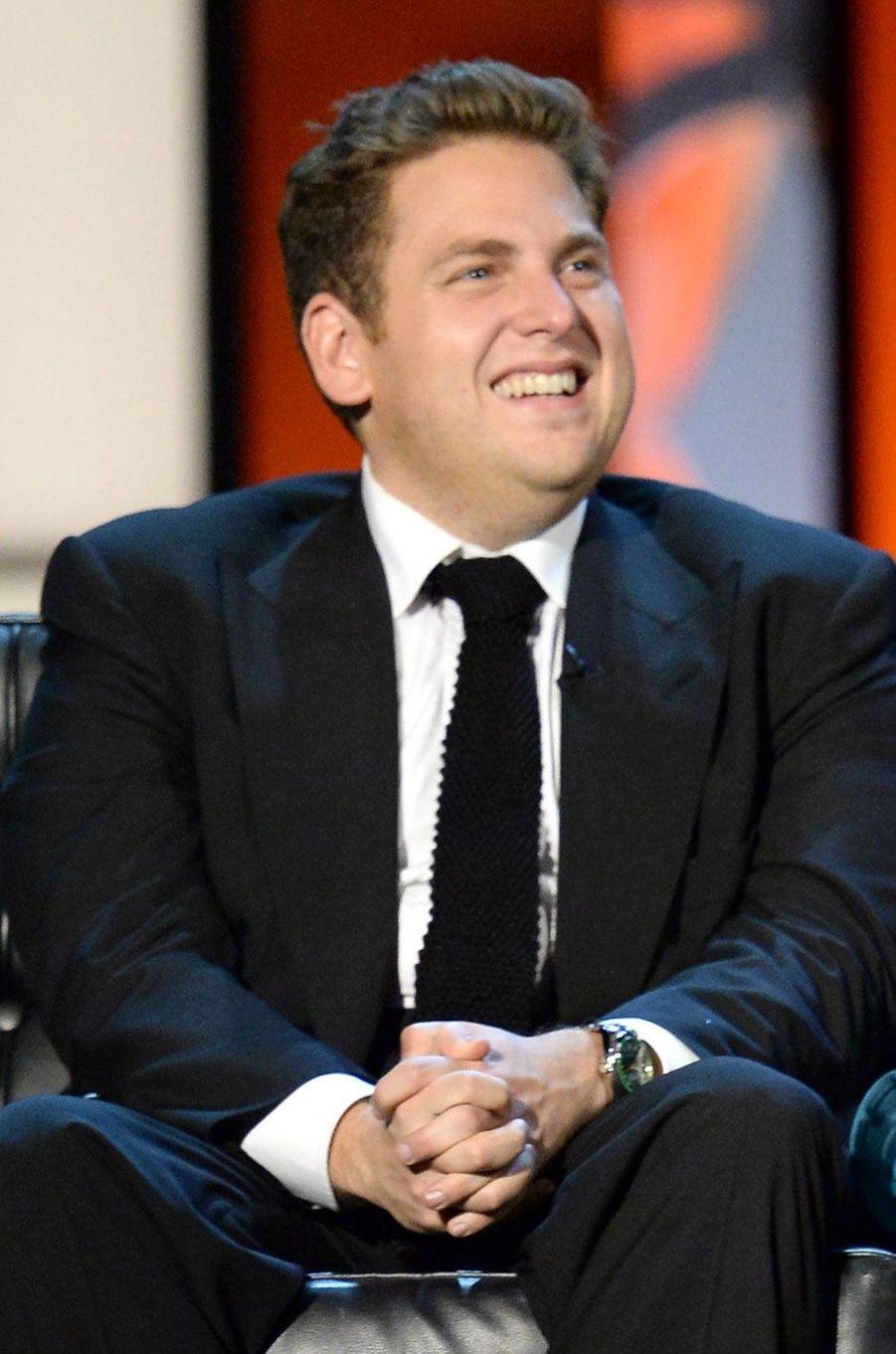 Jonah Hill en 2013