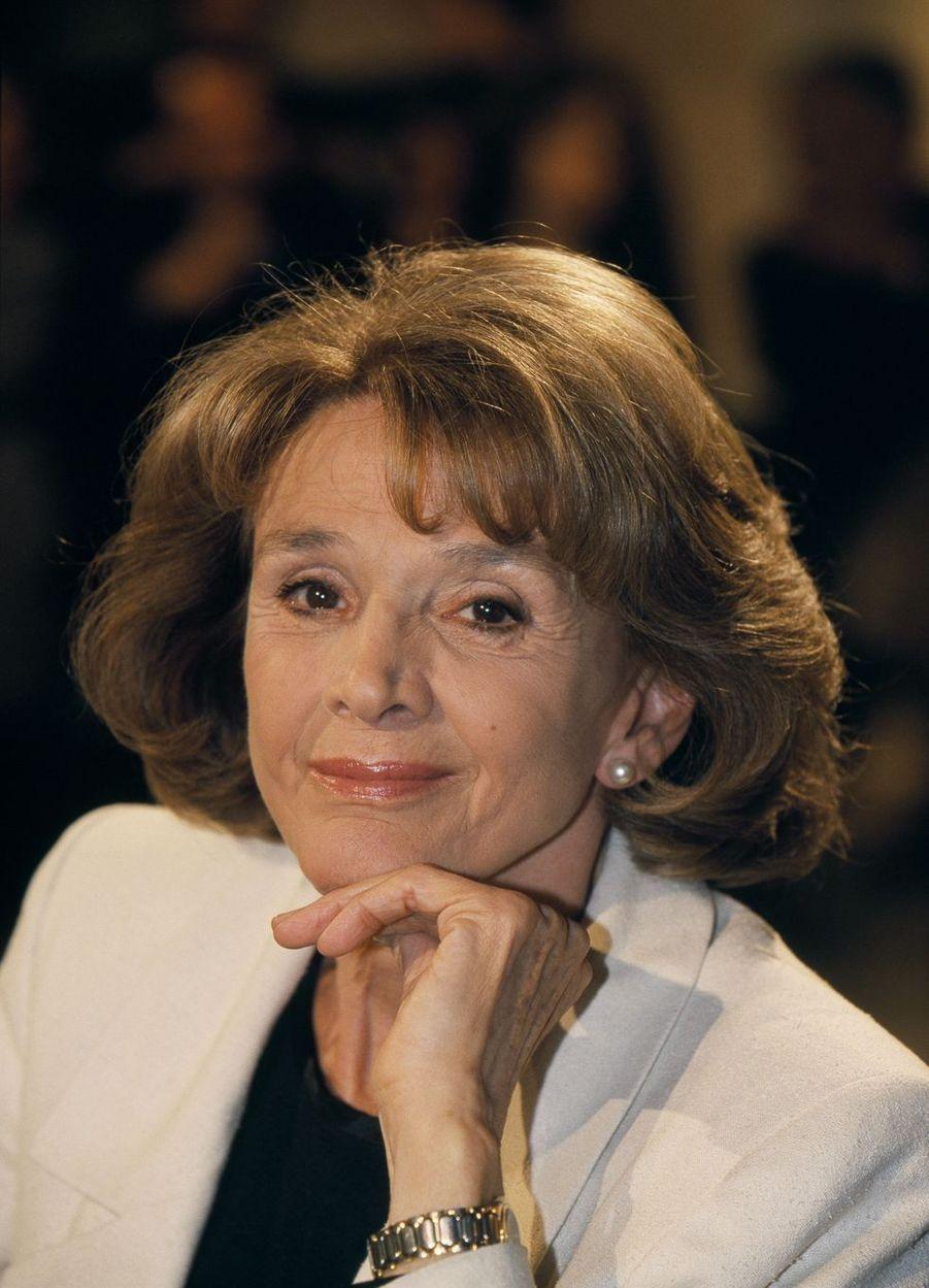Gisèle Halimi (91 ans), avocate, s'est engagée à défendre les femmes maltraitées. Elle est la fondatrice de l'association «Choisir la cause des femmes».