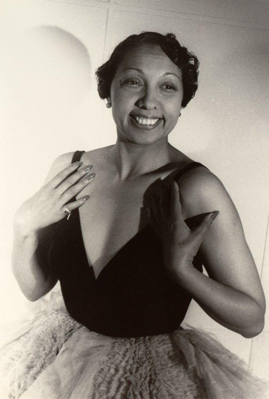 Artiste illustre, Joséphine Baker (1906-1975) s'est engagée dans la lutte contre le racisme.