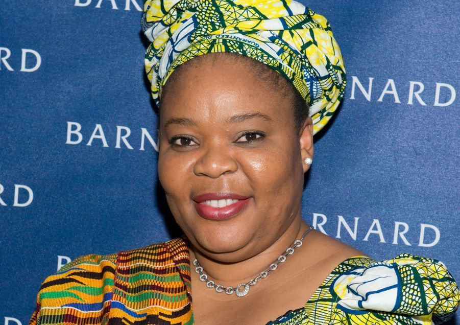 Militante libérienne pour la paix en Afrique, Leymah Gbowee (47 ans) a conduit de nombreuses actions qui la mèneront au prix Nobel de la paix en 2011.