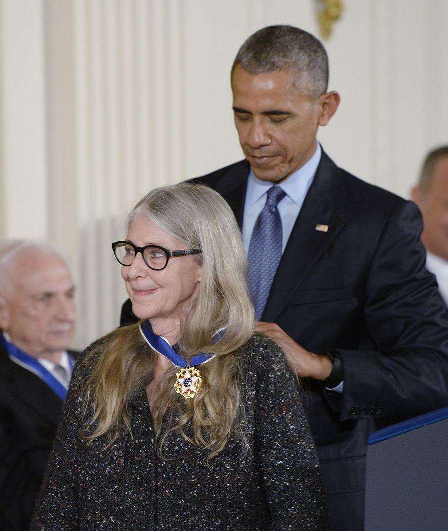 «C'est un petit pas pour l'homme, un grand pour l'humanité». Directrice du programme Apollo 11, Margaret Hamilton (82 ans) est à l'origine du 1er pas sur la lune.
