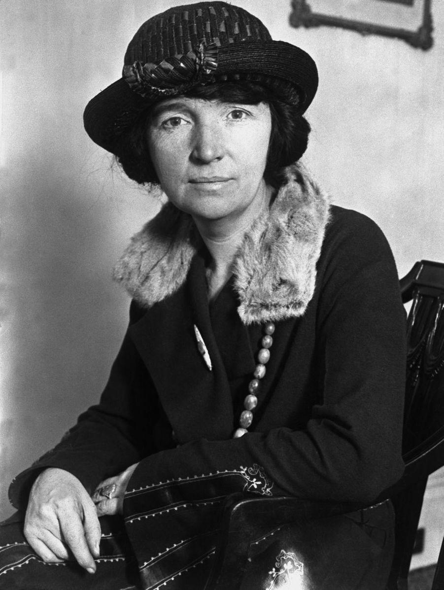 Fervente militante en faveur de la contraception et de la liberté d'expression, Margaret Sanger (1879-1966) est à l'initiative du planning familial américain.