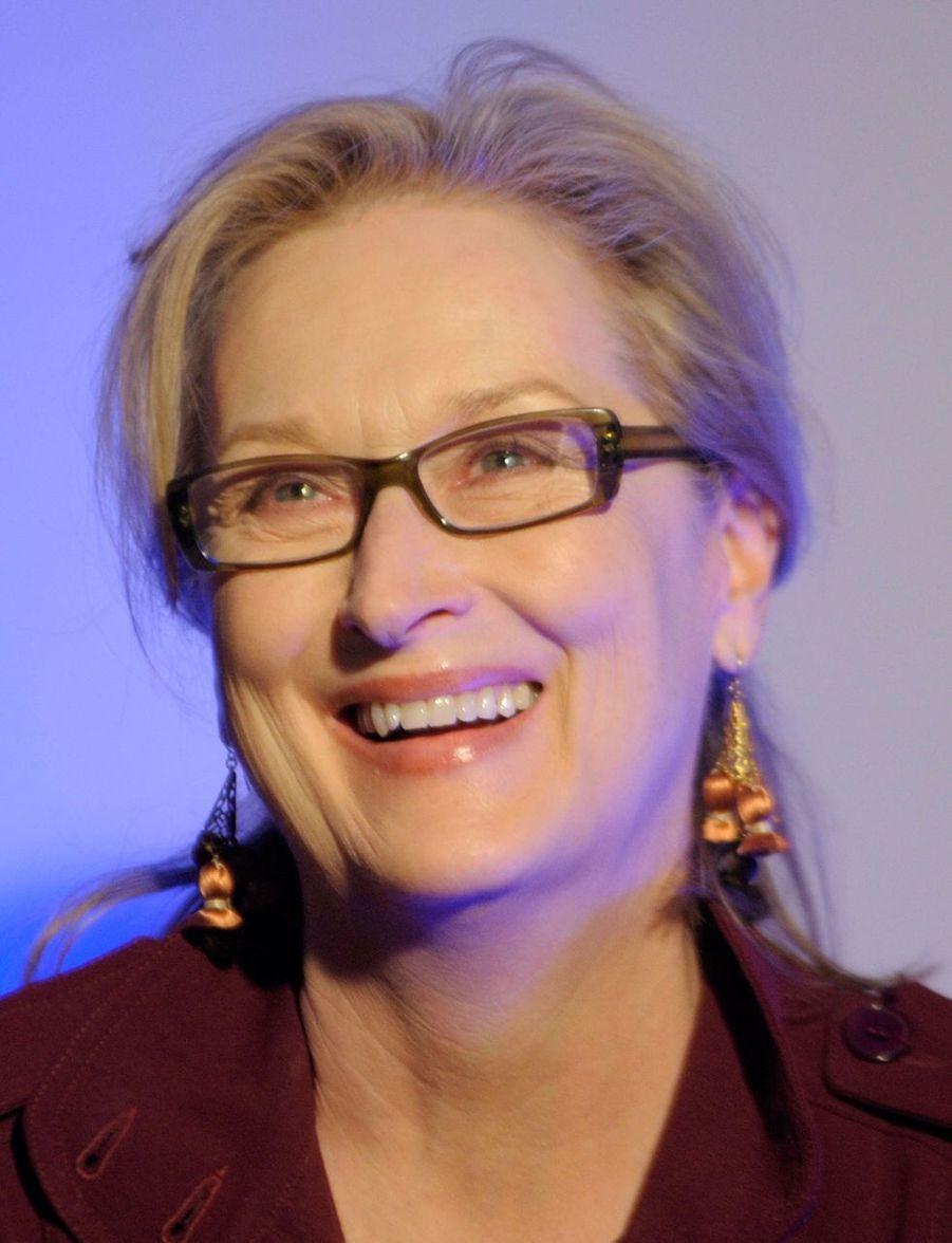 Meryl Streep (69 ans) est devenue un symbole de l'engagement Hollywoodien , spécifiquement pour la lutte de l'égalité des sexes.