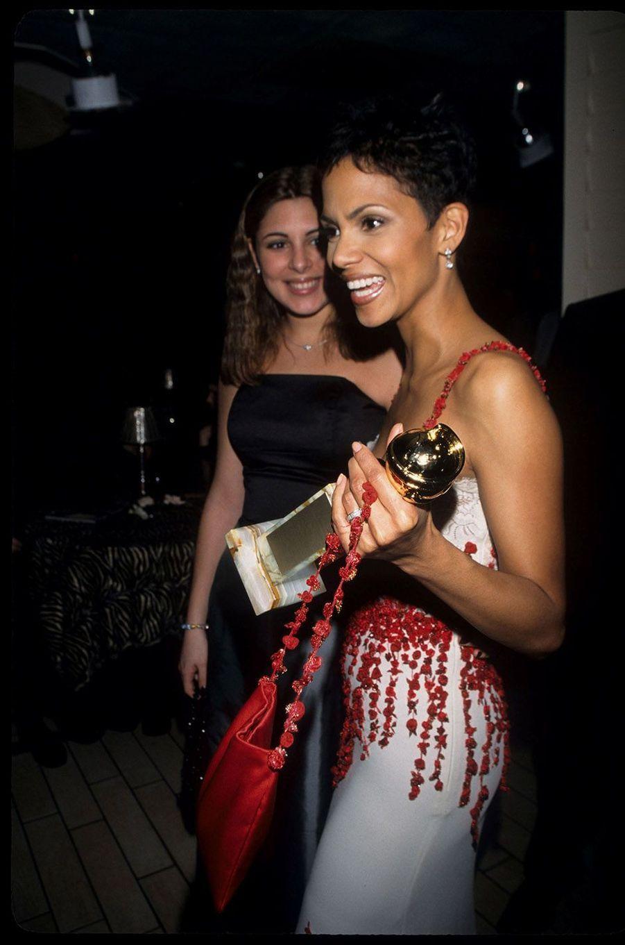 Halle Berry en 2000.